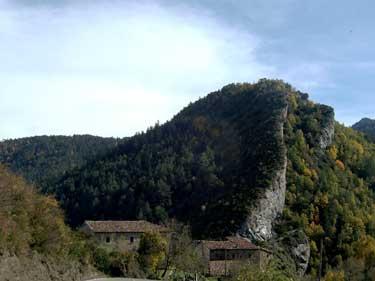 Elizarena, visto desde Igariarena
