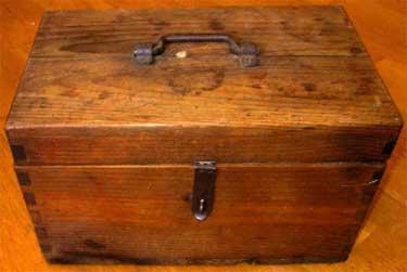 ¿Estará dentro de esta caja la marapena?