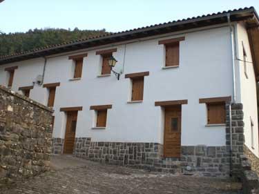Aspecto actual de casa Malkorna (2013)