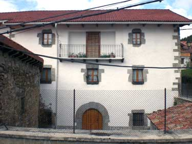 Fachada original de Casa Diego