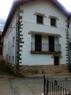 Aspecto actual de Casa Txantxolit / Casero