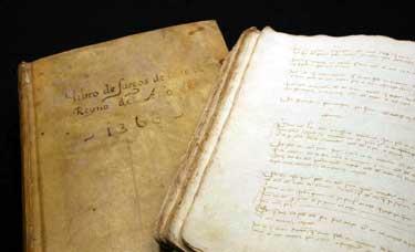 El Libro de Fuegos de 1366 [Fuente: Archivo General de Navarra]