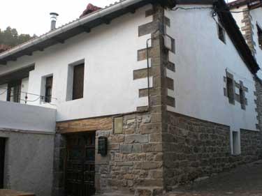 Casa Pantxo, probablemente sede de la saga más longeva de Urzainquis.
