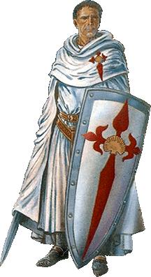 Caballero de la Orden de Santiago [www.blasoneshispanos.com]