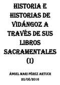 0D - Historia e historias de Vidángoz a través de sus libros sacramentales